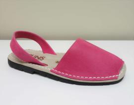 Kids BarlinS sandalen - fuchsia