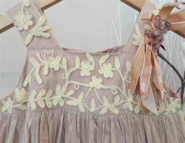 I PINCO PALLINO jurk - nude