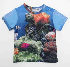 HITCH-HIKER by MONNALISA  t-shirt - blauw