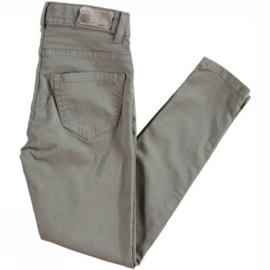 BRIAN & NEPHEW skinny broek - kaki