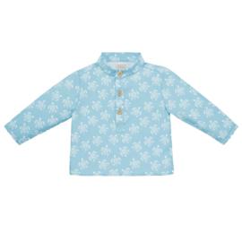 PAZ overhemd - lichtblauw