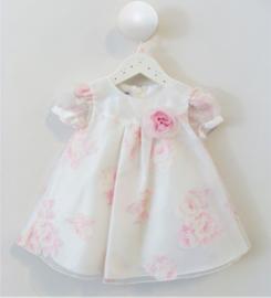 BABY GRAZIELLA bruidsmeisjes jurk doopjurk rozen