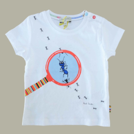 PAUL SMITH t-shirt - wit