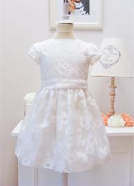 IL GUFO communie / bruidsmeisje jurk - wit