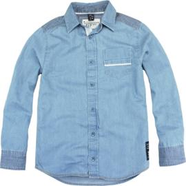 Sevenoneseven overhemd  - denim