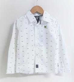 LCEE overhemd - wit