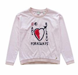SCOTCH & SODA sweater - roze