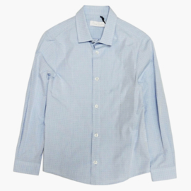 PIERRE CARDIN overhemd - lichtblauw