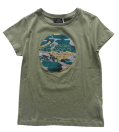 Le Temps Des Cerises  t-shirt - kaki