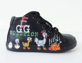 KOOL sneakers - zwart