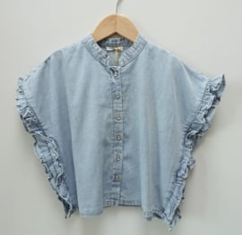 LIU-JO blouse - denim