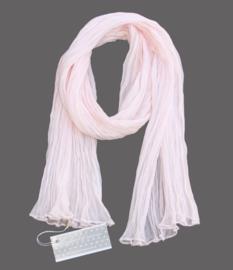 ENFANT D'AMOUR sjaal - roze