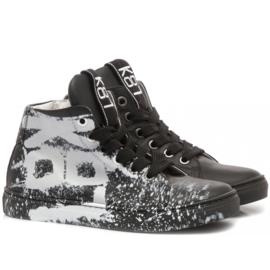 KOOL hoge sneakers - zwart