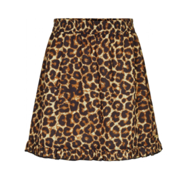 COST BART rok leopard print