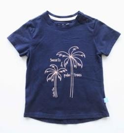 CHARLIE CHOE t-shirt - blauw