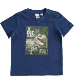 IDO t-shirt - blauw