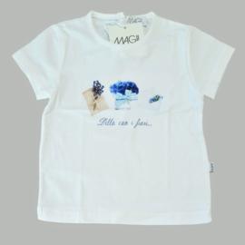 MAGIL t-shirt - wit