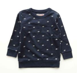 Petrol Industries sweater - blauw
