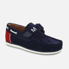 MAYORAL moccasins - blauw