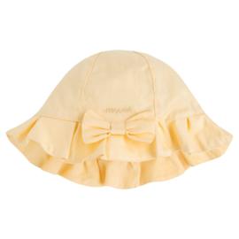 MAYORAL hoed - geel