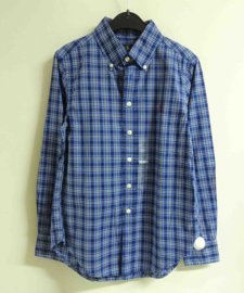 RALPH LAUREN overhemd - blauw