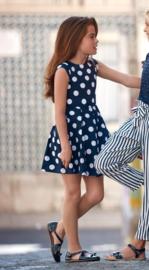 MAYORAL jurk - blauw