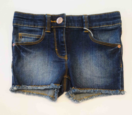 ESPRIT jeans short - blauw