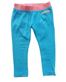 MOODSTREET legging - turquoise
