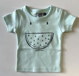 ZERO2THREE t-shirt - groen