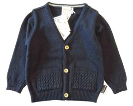 JOTTUM vest - blauw