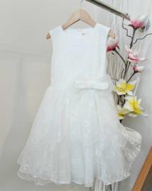 ALICE Pi. communie / bruidsmeisje jurk kant - ecru
