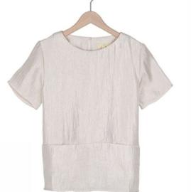 BRIAN & NEPHEW blouse - ecru