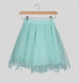 LIU-JO lange rok - turquoise