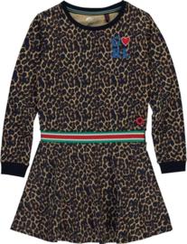 QUAPI jurk - leopard