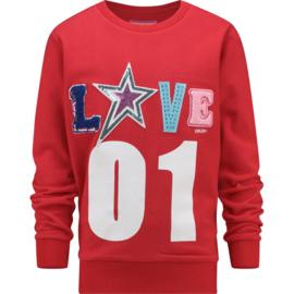 VINGINO sweater - rood