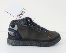 LUCA veterschoenen - grijs