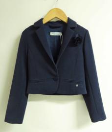 TERRE BLEUE vest - navy blauw