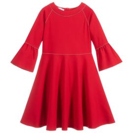 ELSY jurk - rood