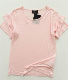 LITTLE REMIX Charlotte Eskildsen t-shirt - roze