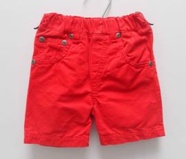 BLUE BAY short - rood