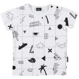Lucky no.7 t-shirt