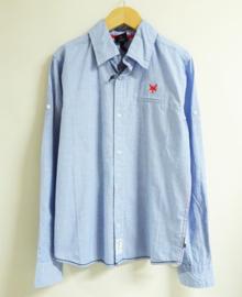 LCEE overhemd - lichtblauw