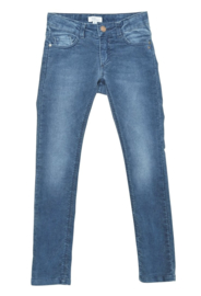 Brian and Nephew broek - velours blue wash