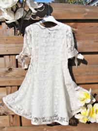ENFANT D'AMOUR communie / bruidsmeisje jurk - ecru