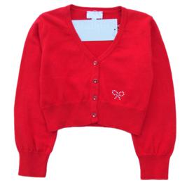 BLATHINE  vest - rood