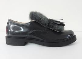 FLORENS loafers - grijs