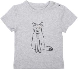 Emile et Ida t-shirt - grijs