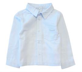 GYMP overhemd - lichtblauw