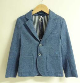 RED&BLU blazer - blauw melange