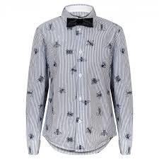 BILLYBANDIT overhemd met vlinderdas